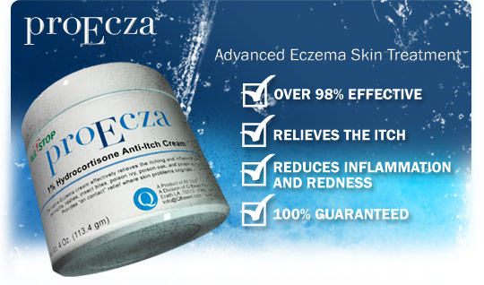 ProEcza Cream for Eczema