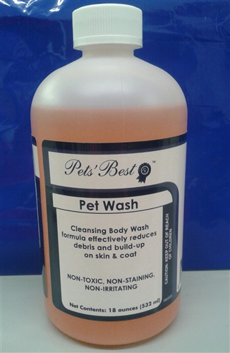 Pet Shampoo