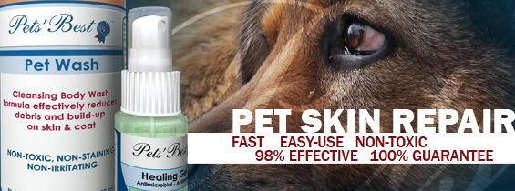 pets best rx skin conditions